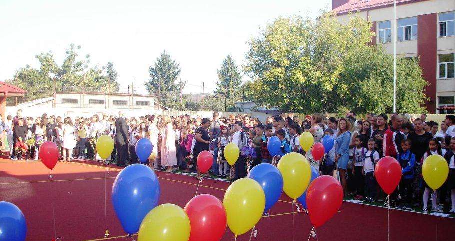 deschidere an scolar scoala 181